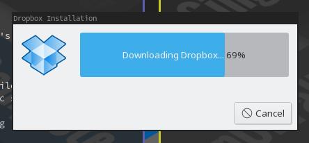 dropbox start