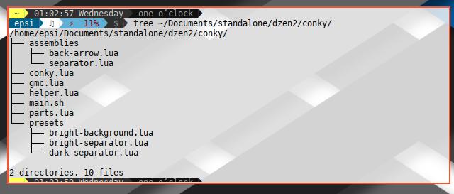 Lua Script Structure