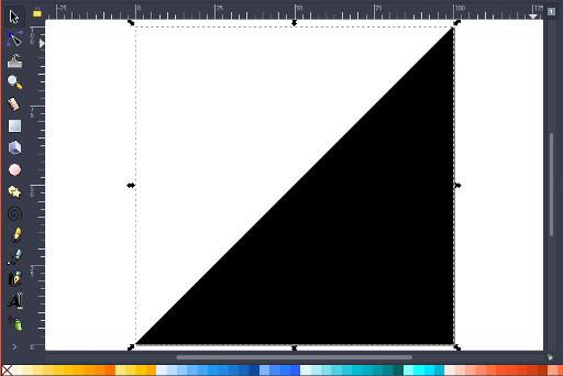 XBM: Inkscape: Create Vector