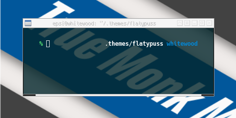 openbox Theme: flatypuss inactive window