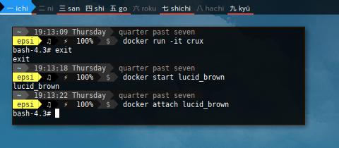 Docker Crux: Getting Started
