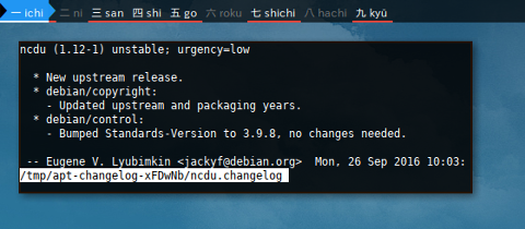 Docker APT: Changelog