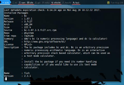 Docker DNF: Repository
